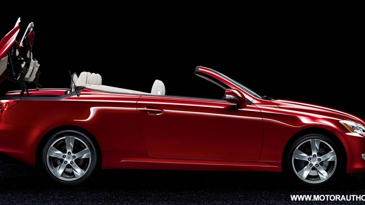 2010 lexus is 250c convertible paris 003