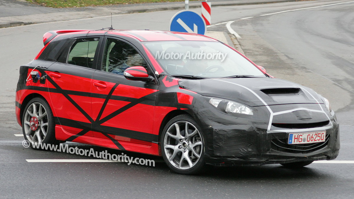 2010 mazda 3 mps spy shots oct 008