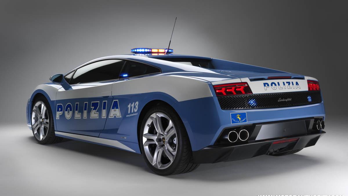 lamborghini gallardo lp560 4 polizia police car 003