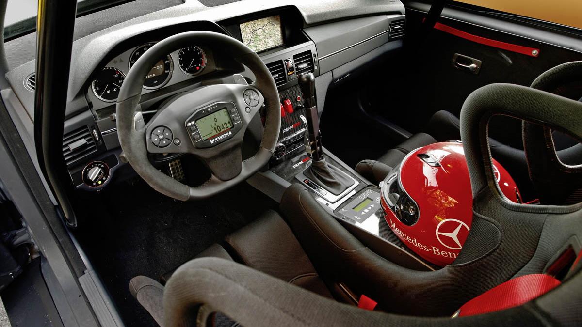 mercedes custom glk sema 2008 032