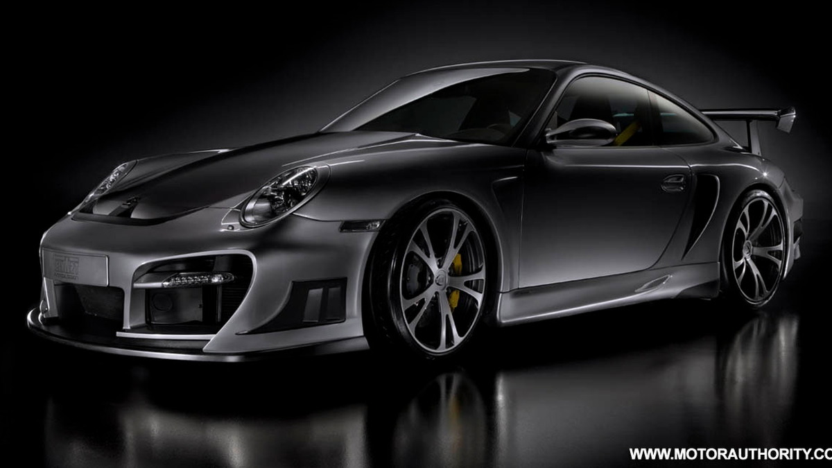 techart gt street r porsche 911 turbo 001