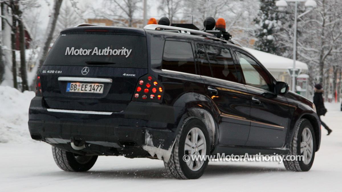 2010 mercedes benz facelift spy shots 008