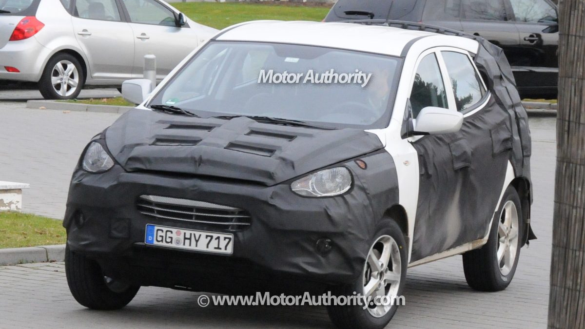 2010 hyundai tucson spy shots december 005