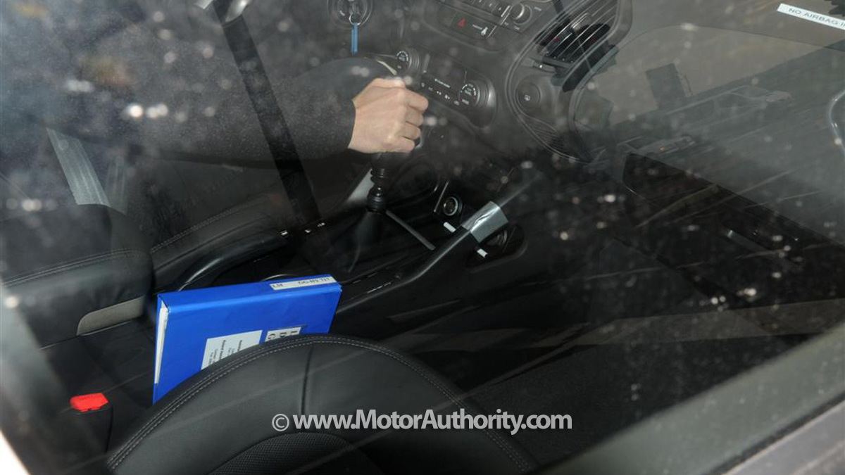 2010 hyundai tucson spy shots december 009