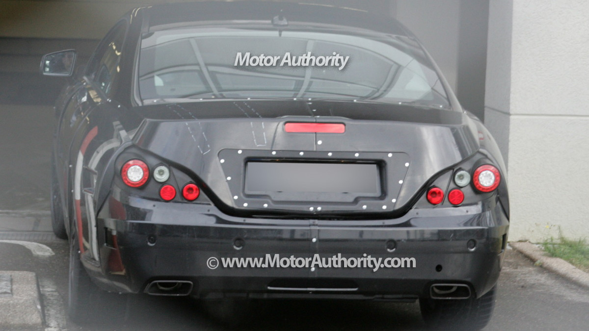 2011 mercedes benz cls spy shots december 003