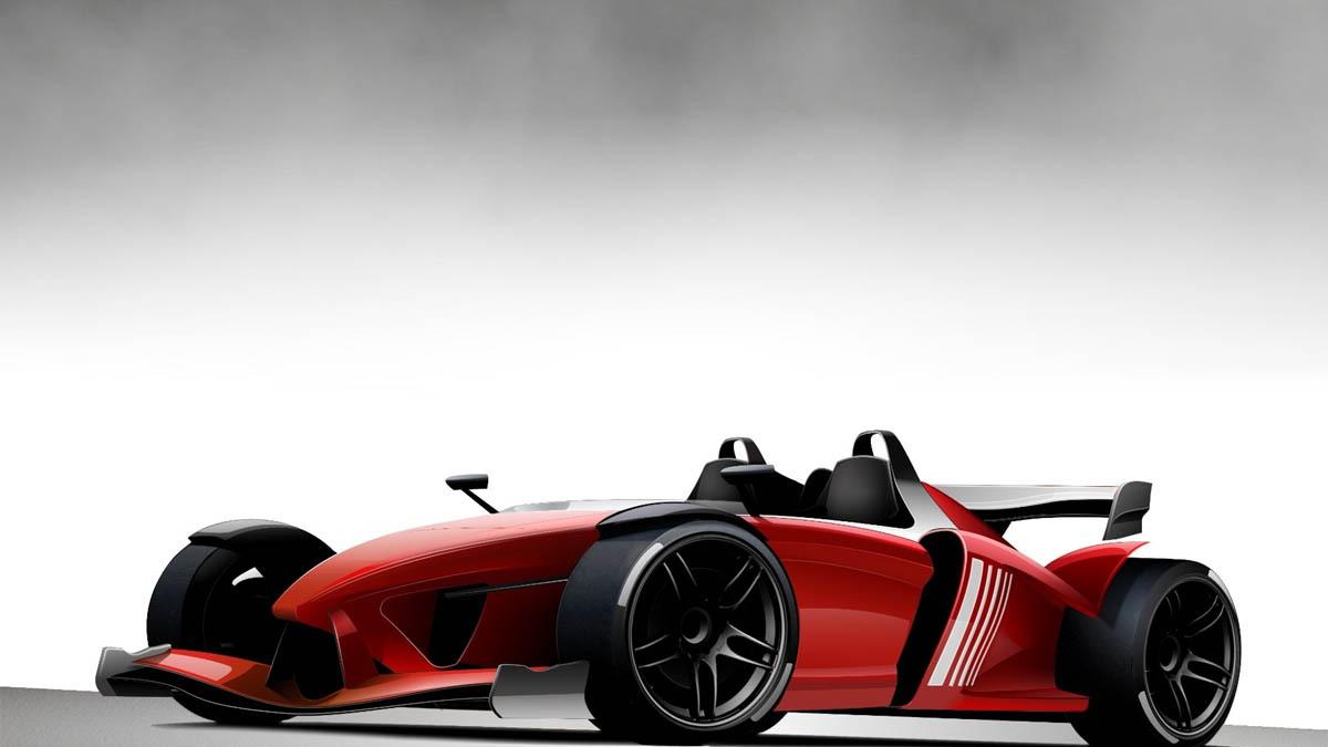 racer x design rz formula 003