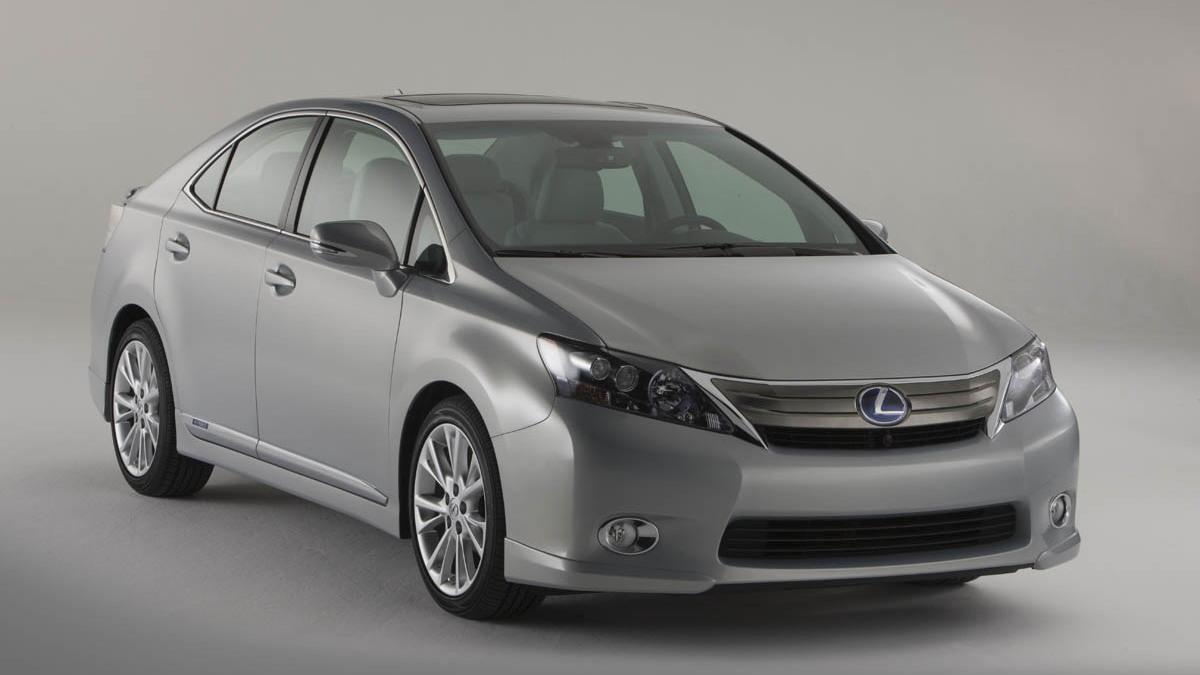 2010 lexus hs 250h hs250h hybrid sedan 001