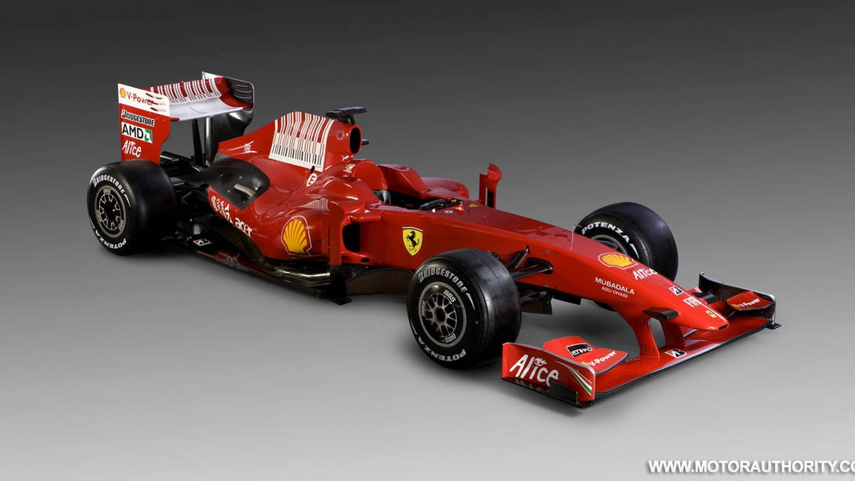 2009 ferrari f1 f60 race car 004