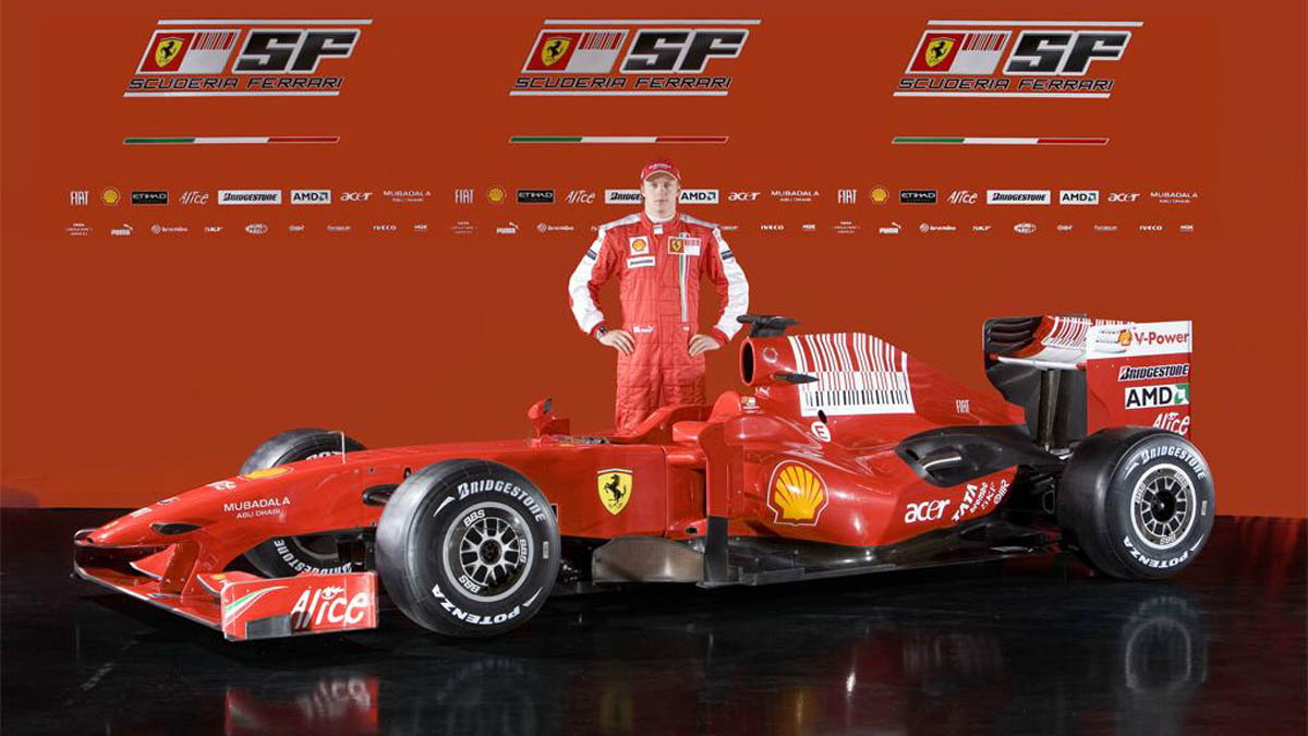 2009 ferrari f1 f60 race car 008