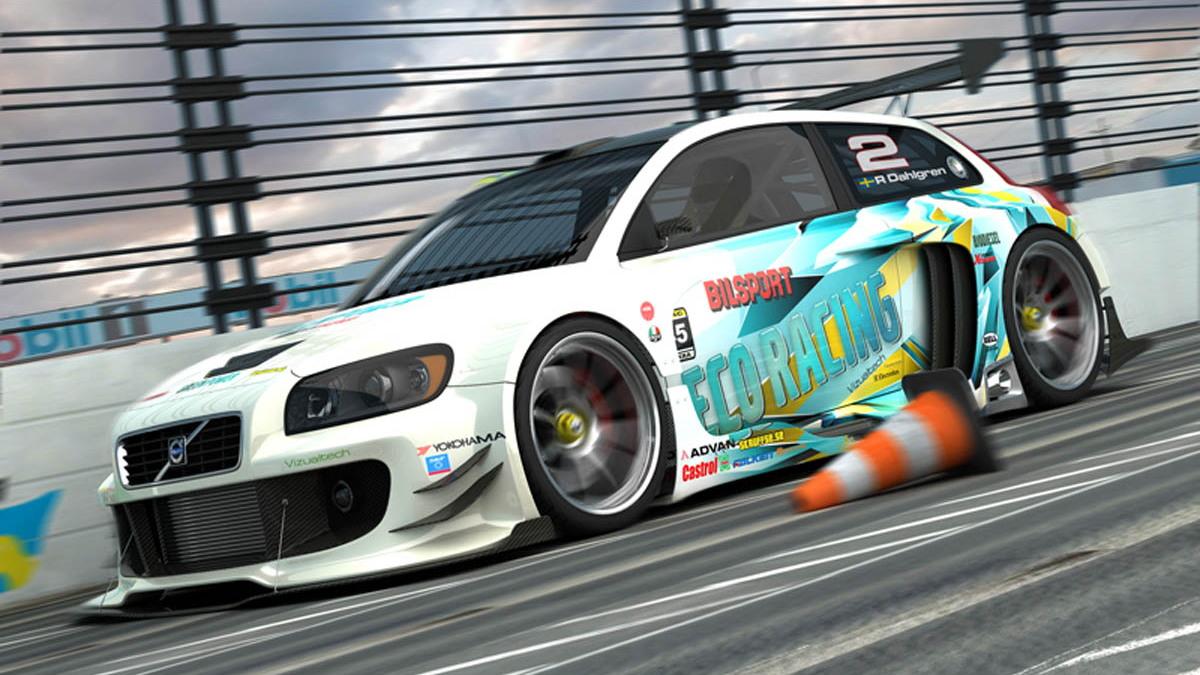 vizual tech volvo c30 racer 002