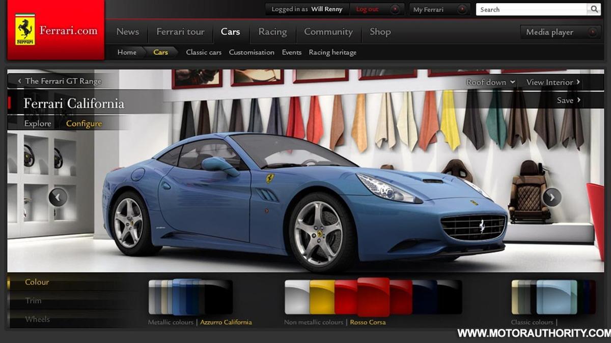 ferrari website screen cap 009