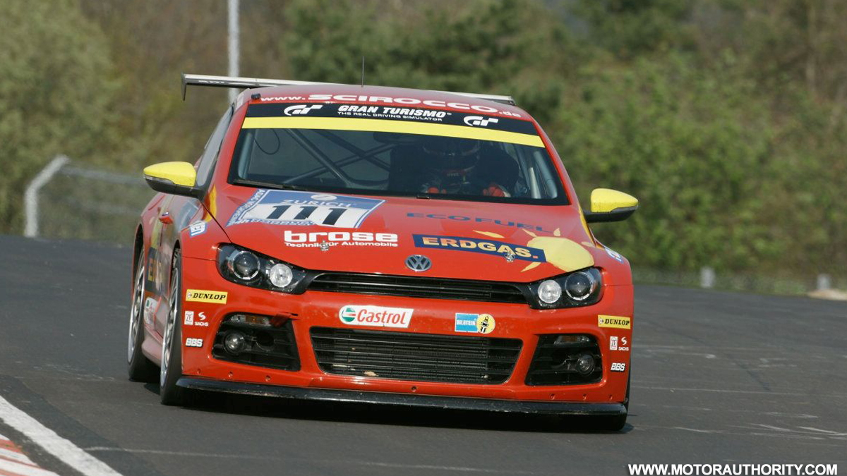 2009 volkswagen scirocco gt24 cng race concept 003