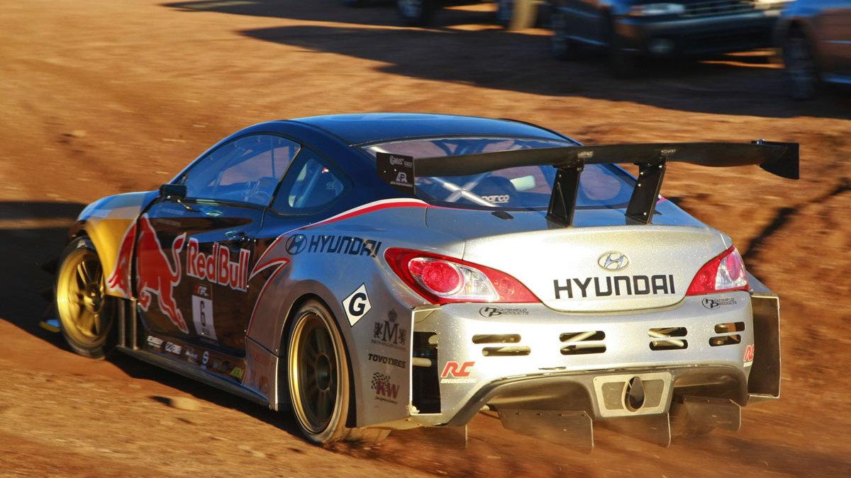 hyundai genesis coupe pikes peak 2009 003