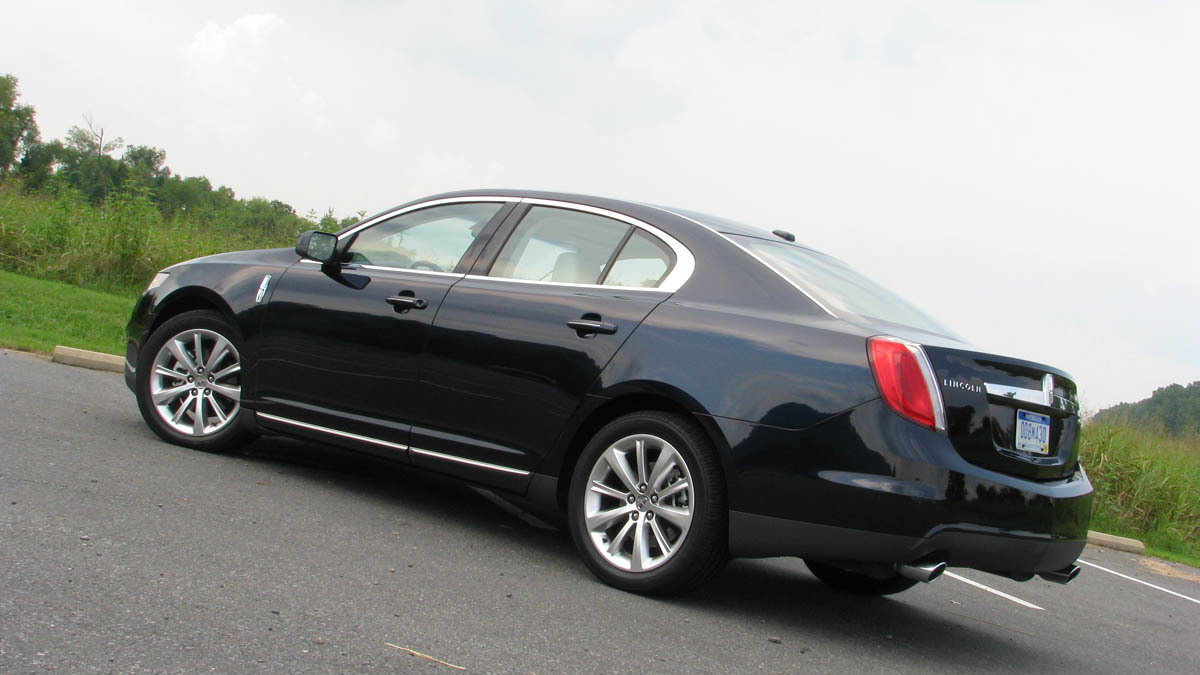 2009 lincoln mks review motorauthority 014