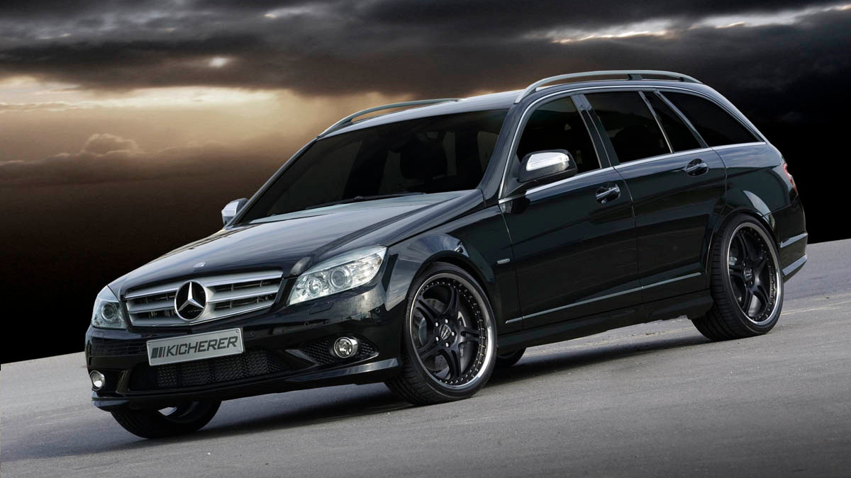 kicherer mercedes c320 motorauthority 001