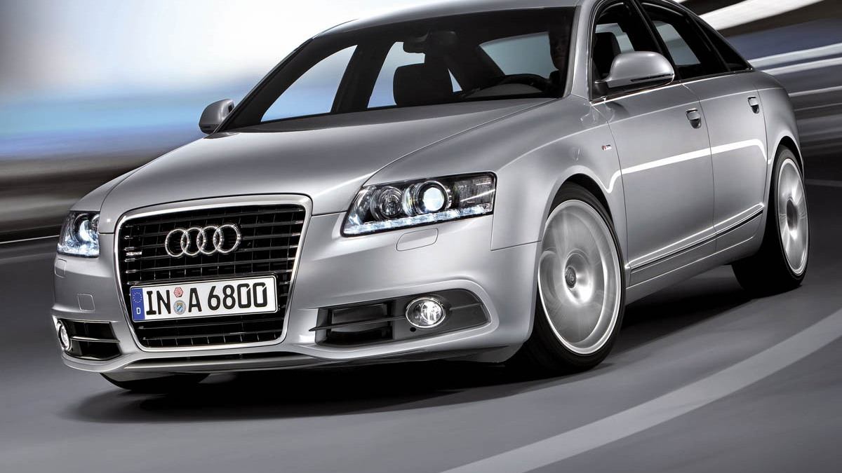 2009 audi a6 sedan avant allroad facelift 003