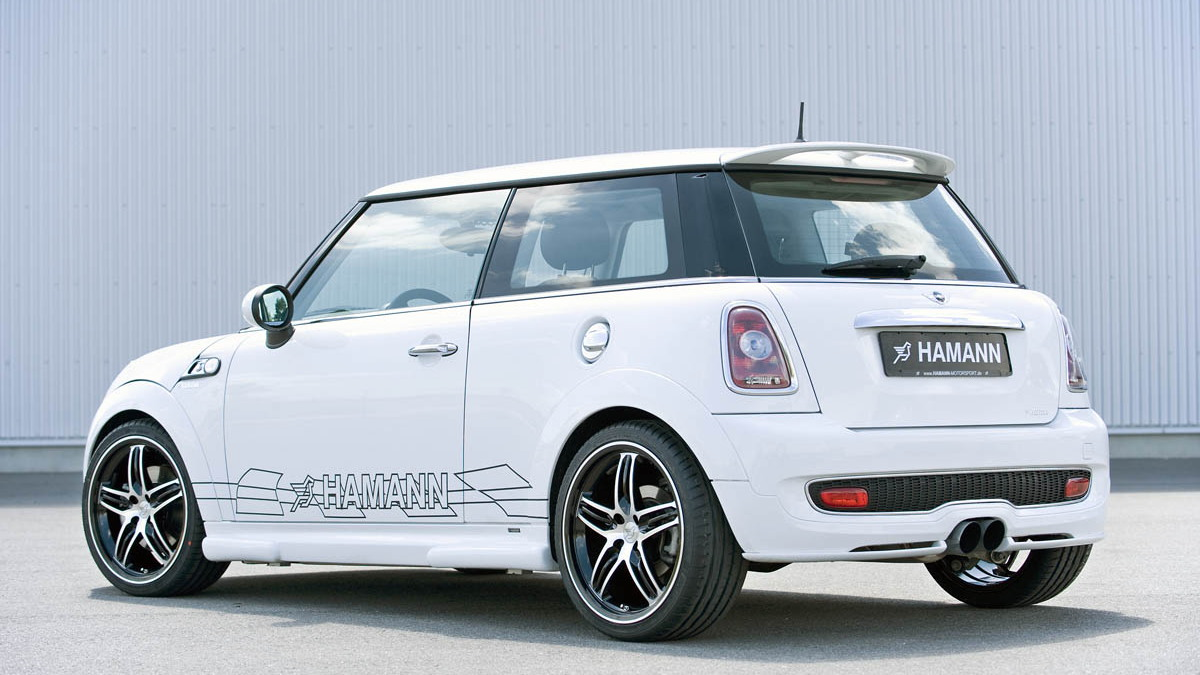 hamann mini cooper motorauthority 005