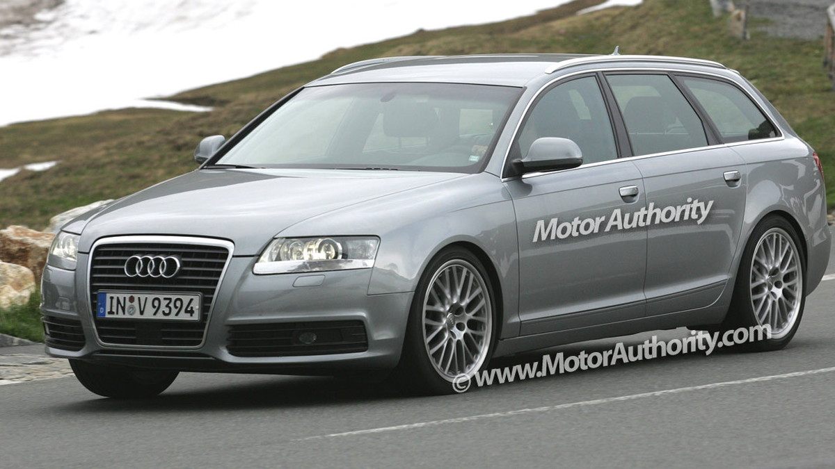 2009 audi a6 range facelift motorauthority 002
