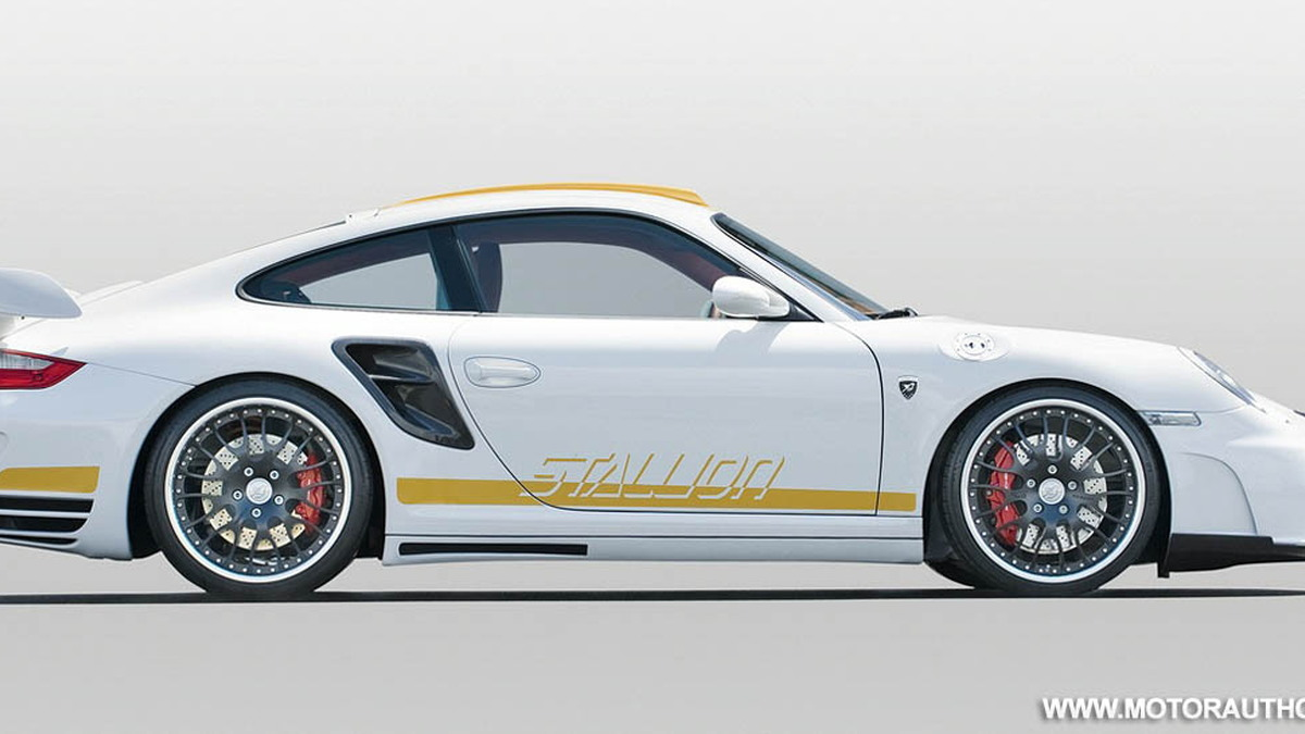 hamann porsche 911 turbo motorauthority 001