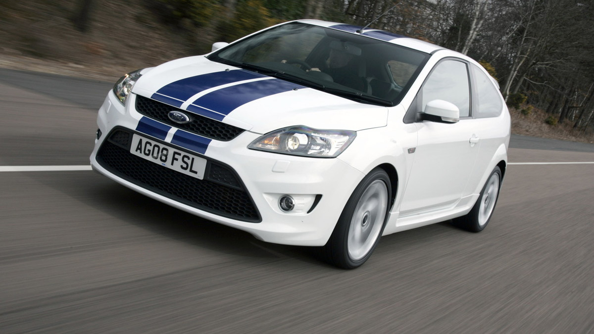 ford focus st rs03