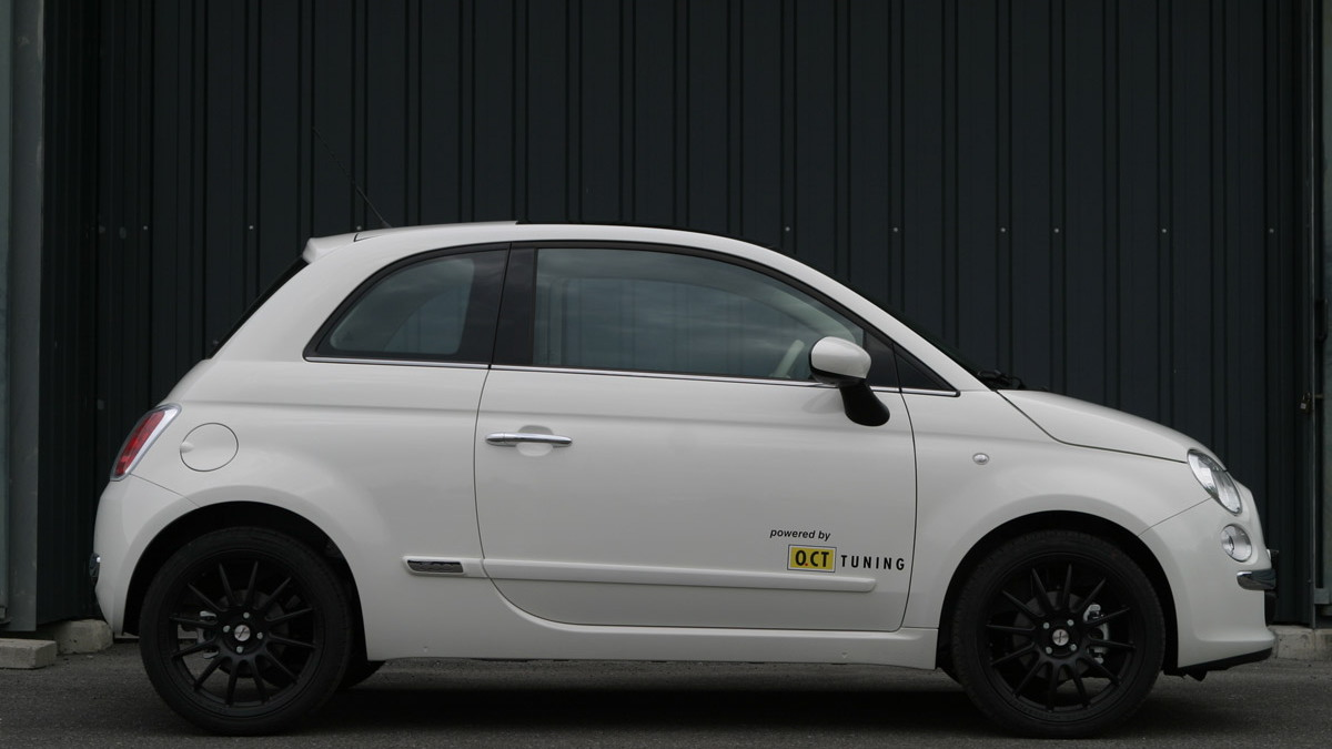 Fiat 500 Powered By O Ct Tuning