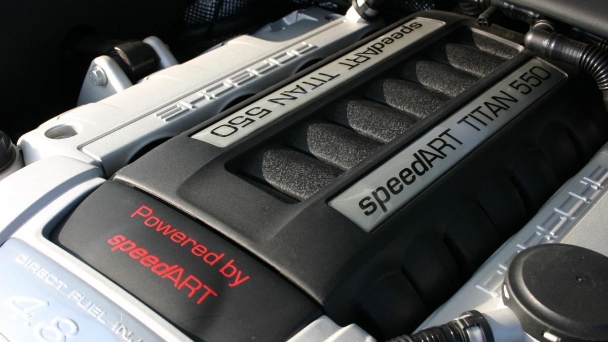 speedart titan btr 550 3