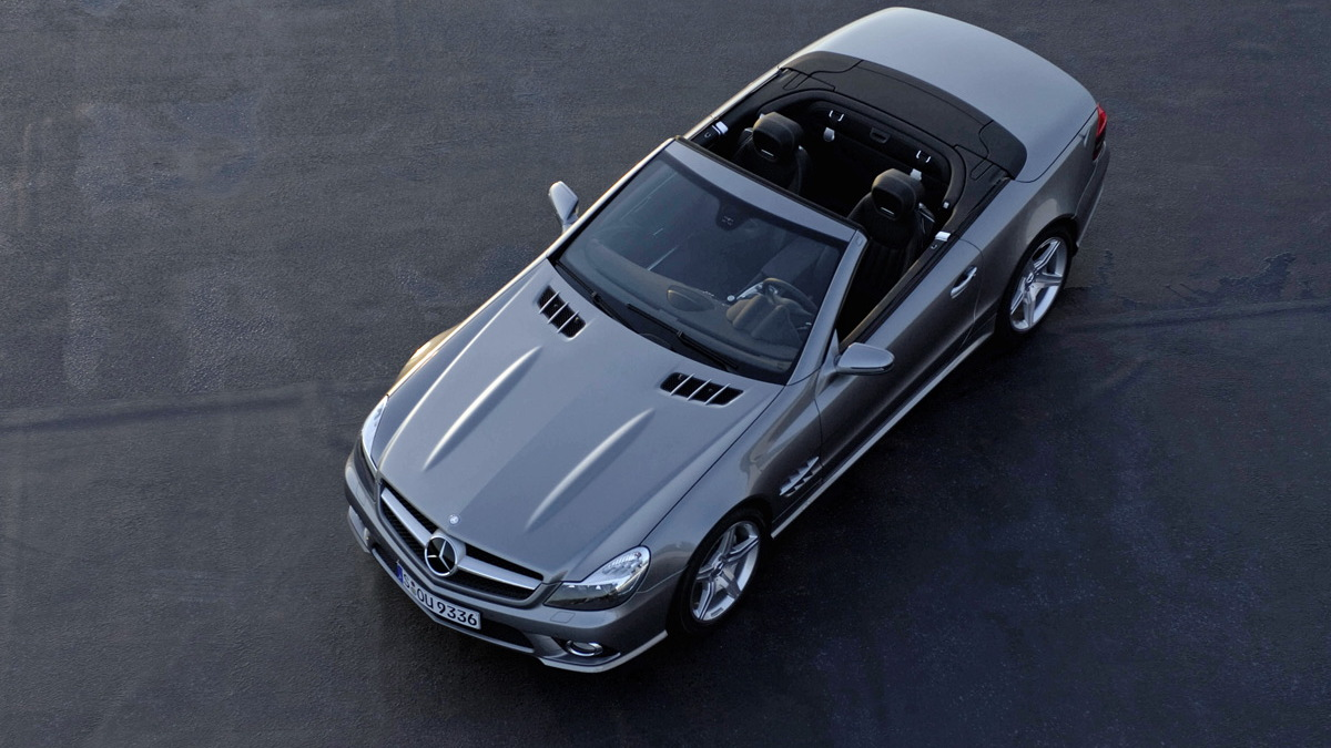 2009 mercedes sl facelift motorauthority 005