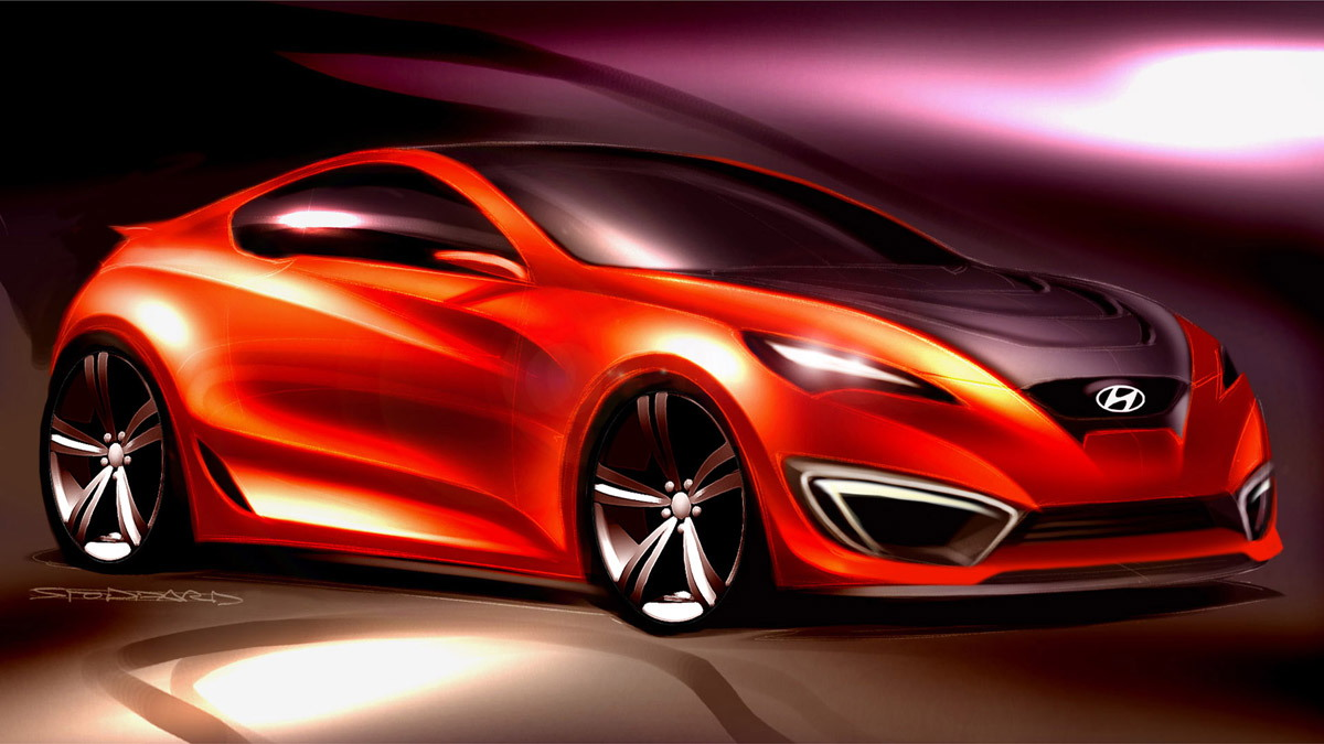 hyundai genesis coupe motorauthority 006 1