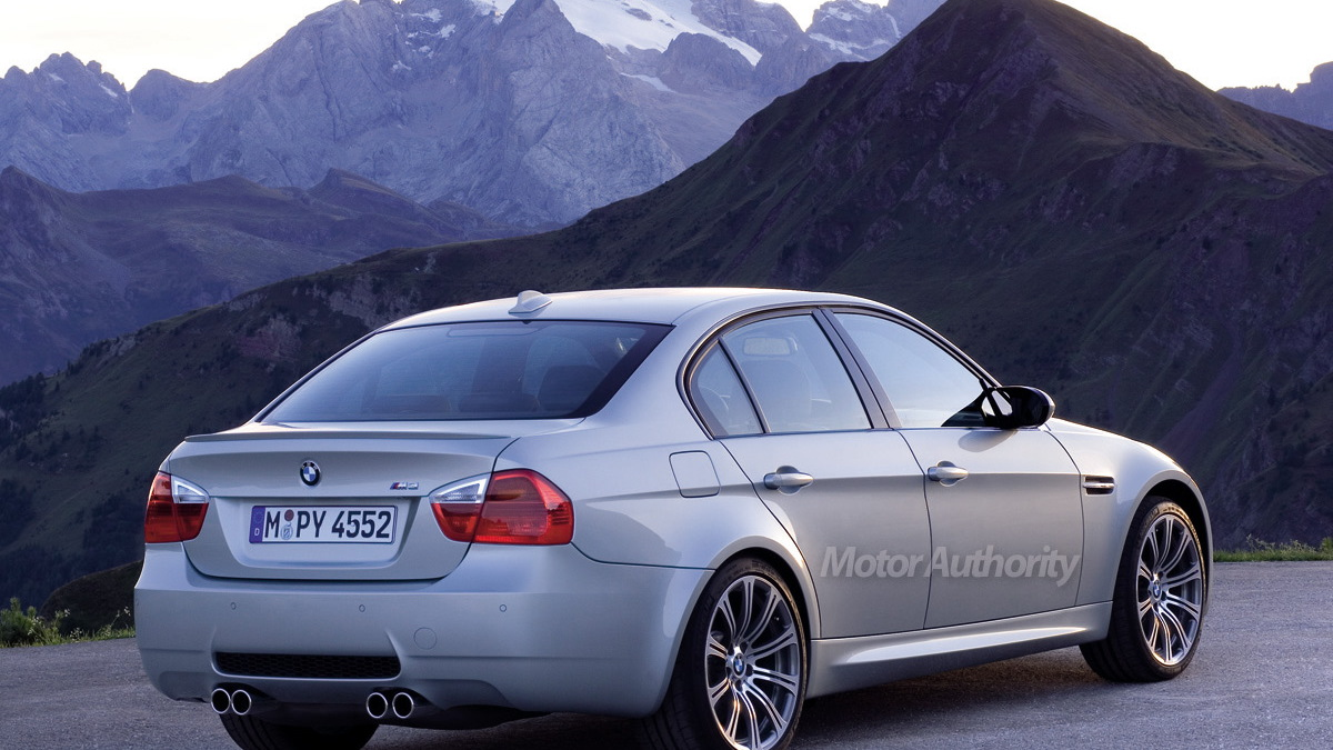 2008 bmw m3 sedan motorauthority 018