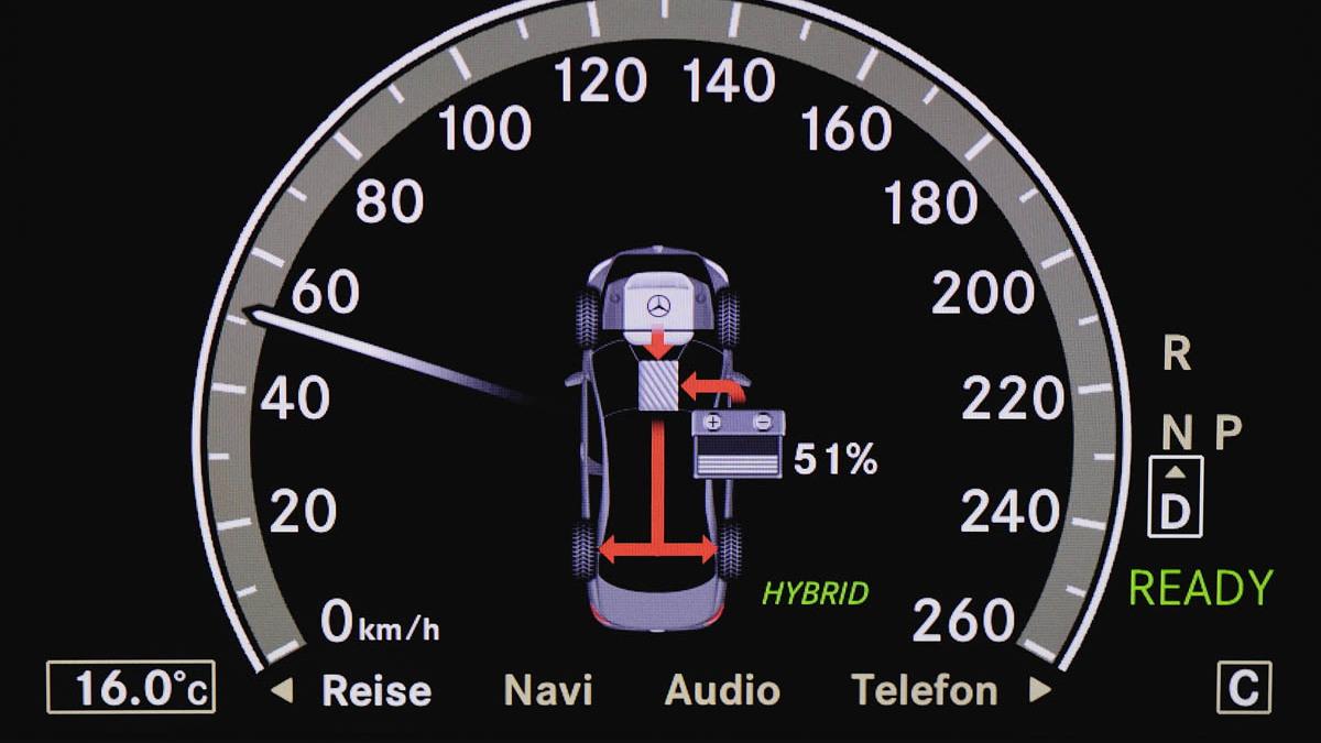 2010 mercedes benz s400 hybrid motorauthority 010