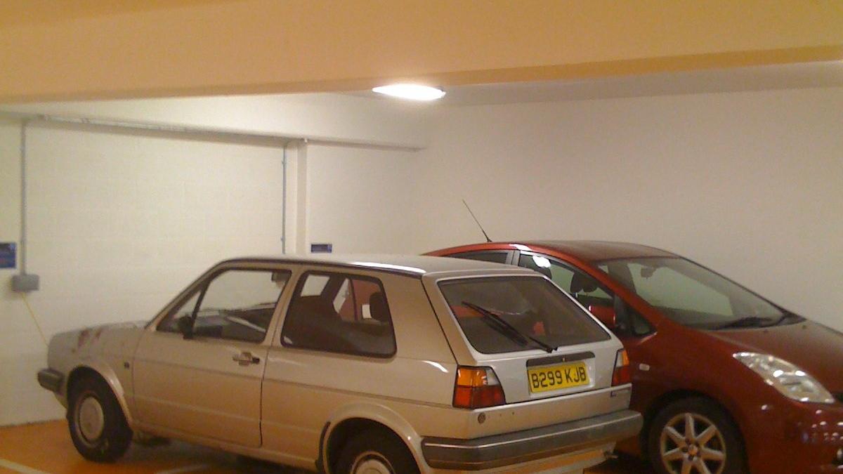1985 VW CityStromer
