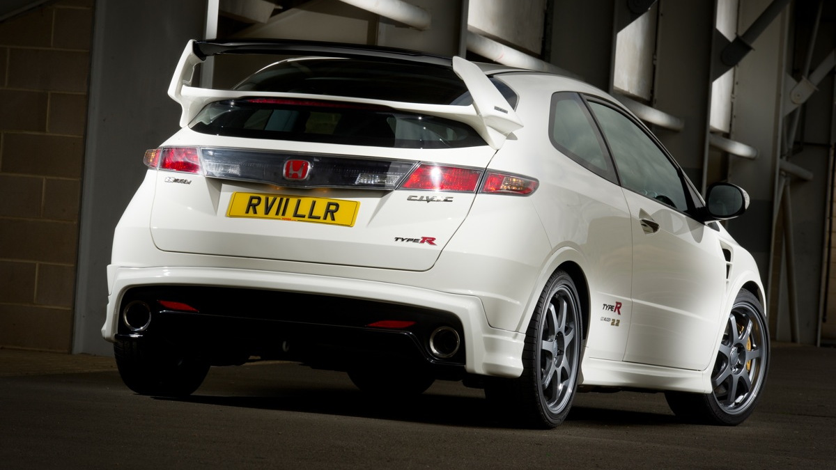 The Honda Civic Type R Mugen 2.2.  Image: Mugen Euro