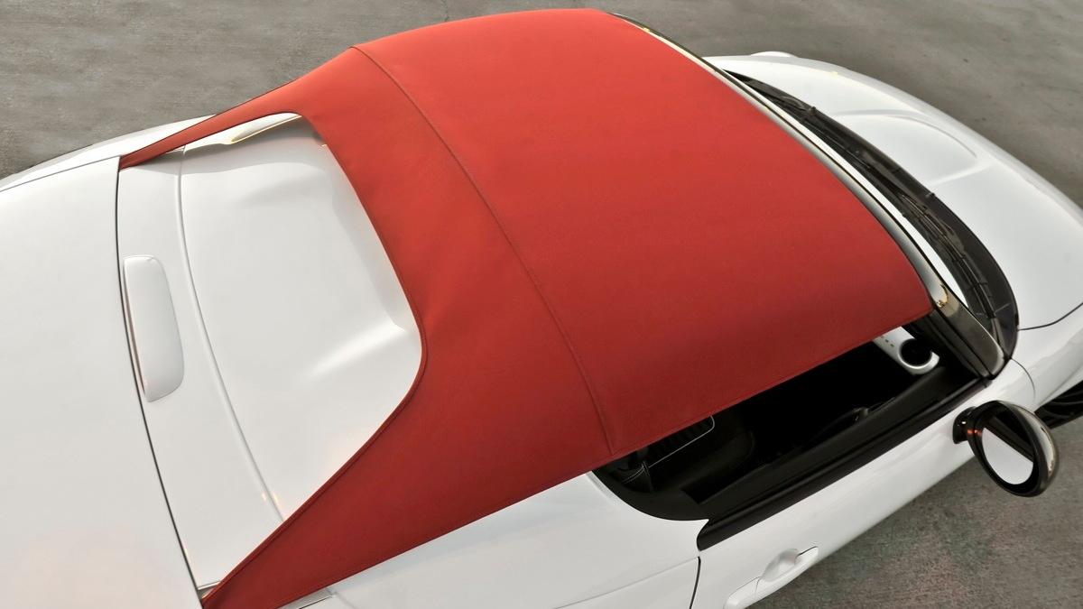 Mazda's MX-5 Spyder concept