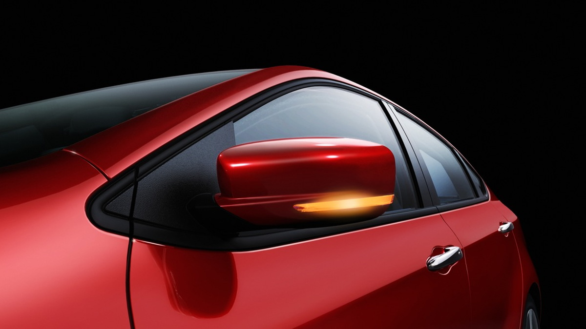 Mopar accessories for the 2013 Dodge Dart