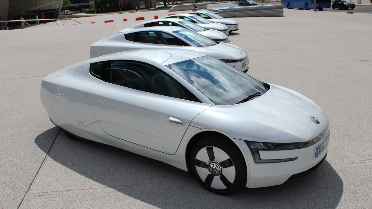 2014 Volkswagen XL1 (Euro spec)  -  First Drive, Wolfsburg, June 2013