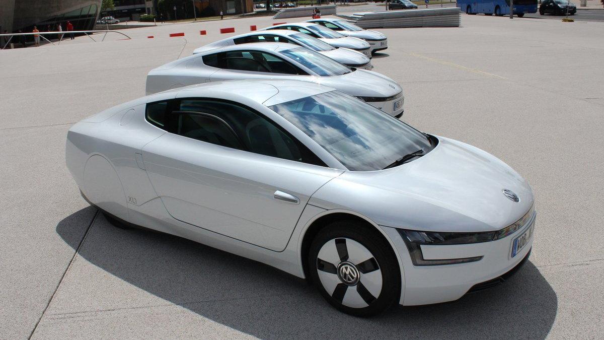 2014 Volkswagen XL1 (Euro spec)  -  First Drive, Wolfsburg, June 2013