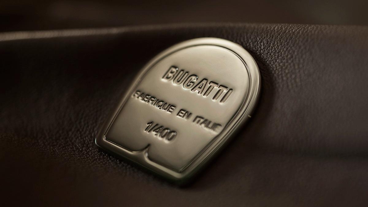 Bugatti Lifestyle Collection - Ettore Bugatti Line