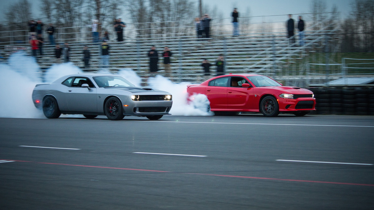 2016 Dodge Challenger Srt Hellcat Charger Srt Hellcat Starting Prices Rise