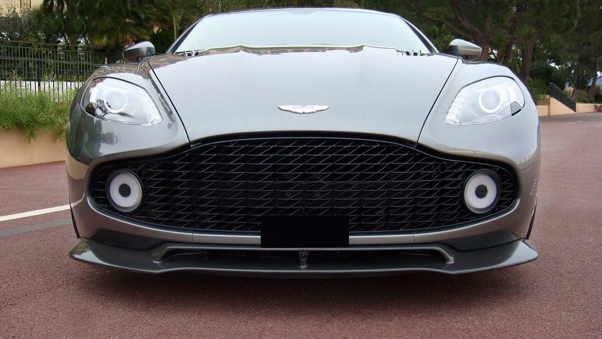 2017 Aston Martin Vanquish Zagato for sale