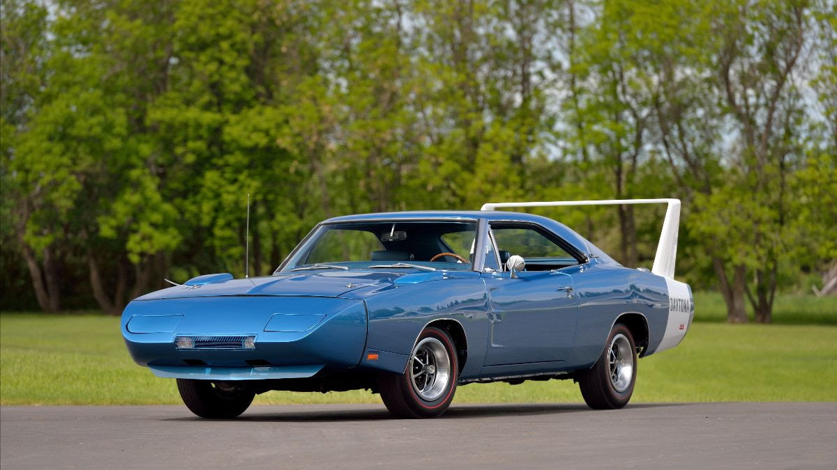 Mecum Dallas 2019 muscle car auction