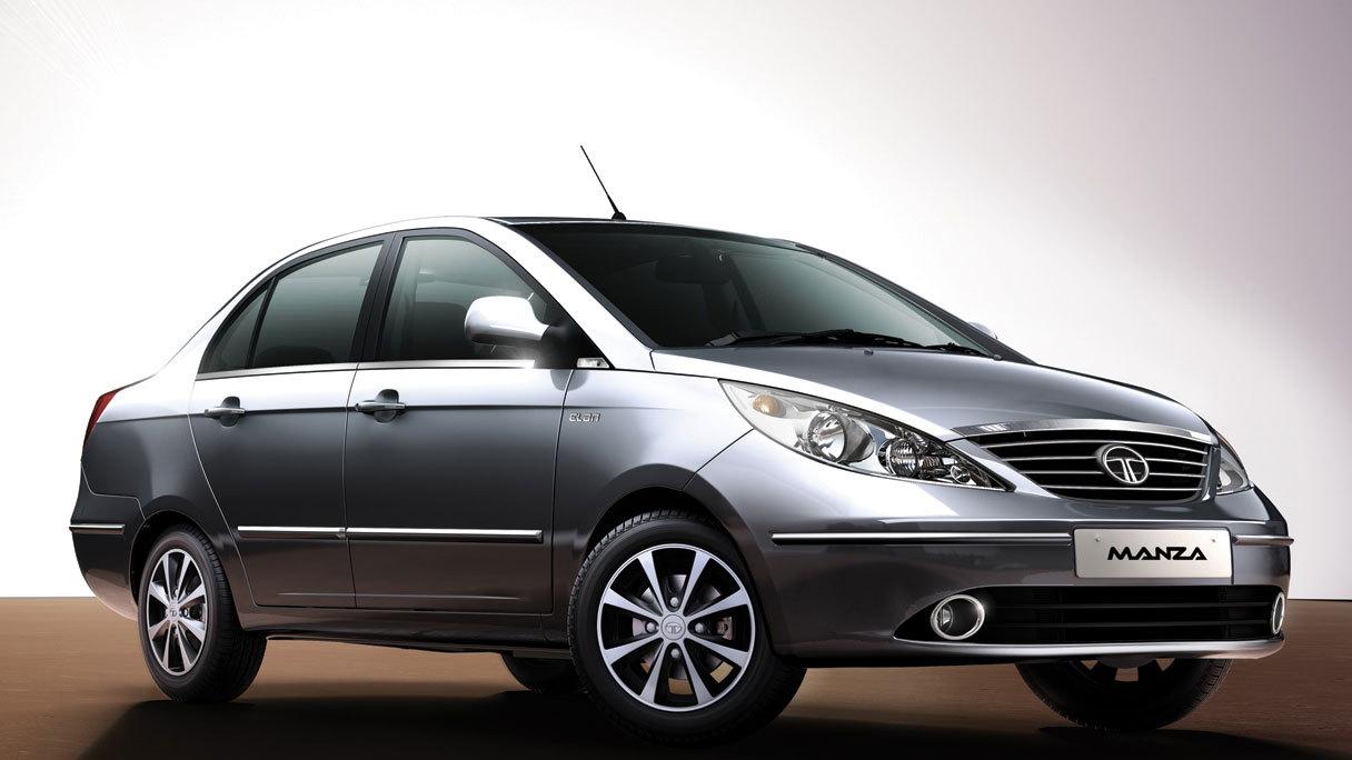 Tata Manza Hybrid Electric Concept