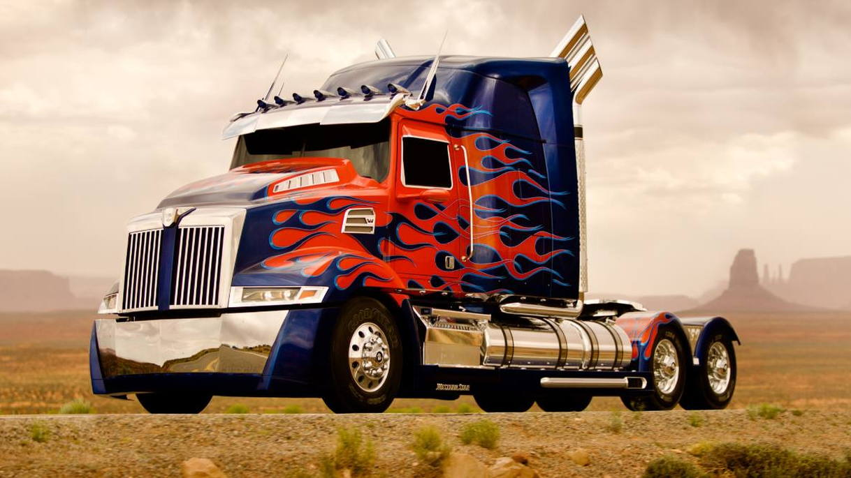 Autobots From Transformers 4