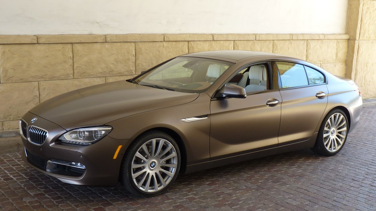 2013 BMW 640i Gran Coupe  -  First Drive, May 2013