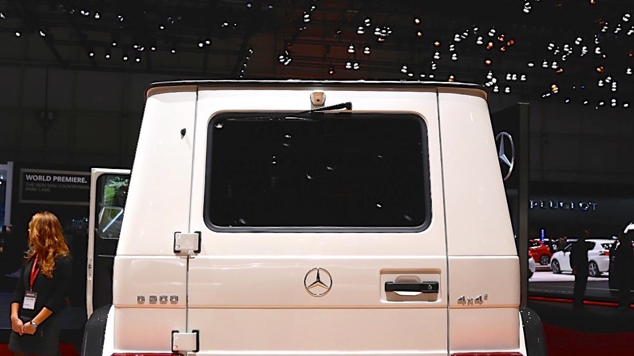 Mercedes-Benz G500 4x4(2)