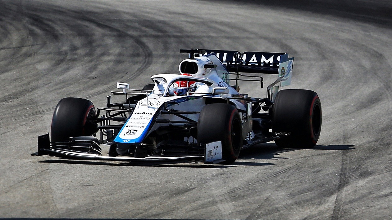 Williams FW43 Formula One race car