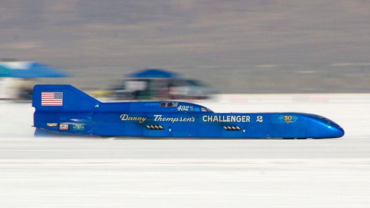 1968 Challenger 2 Streamliner