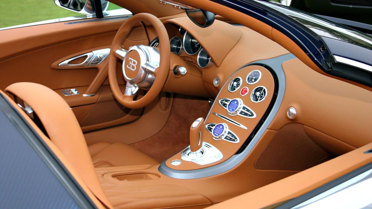 2009 Bugatti Veyron 16.4 Grand Sport Sang Bleu2009 Bugatti Veyron 16.4 Grand Sport Sang Bleu