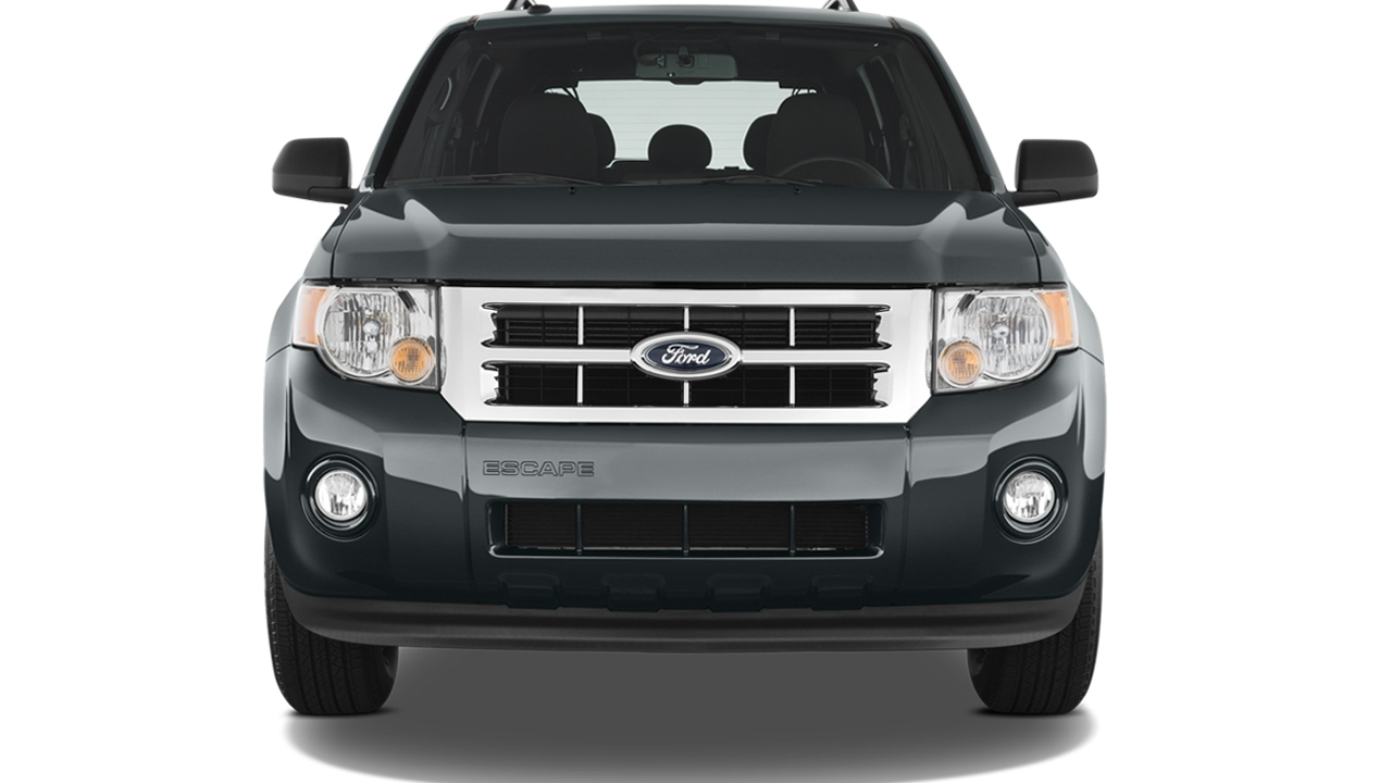 2010 Ford Escape FWD 4-door XLT Front Exterior View