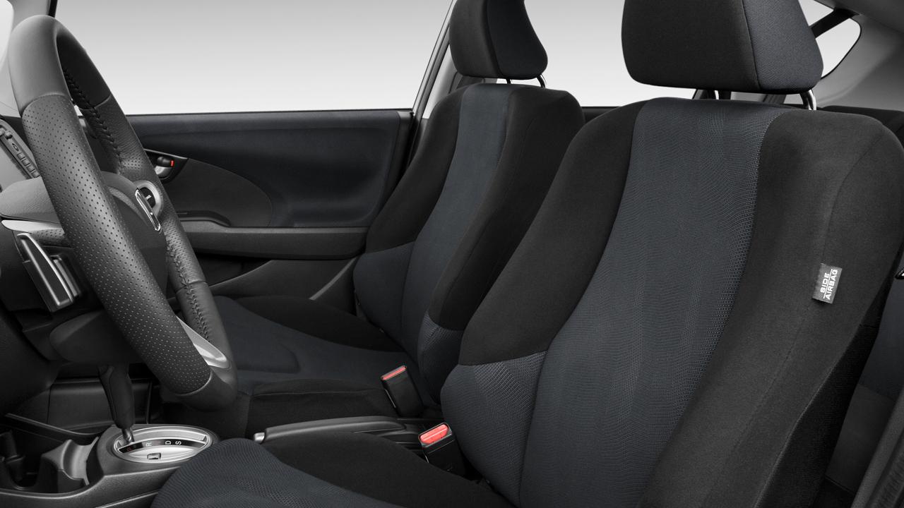 2010 Honda Fit 5dr HB Auto Sport w/VSA & Navi Front Seats