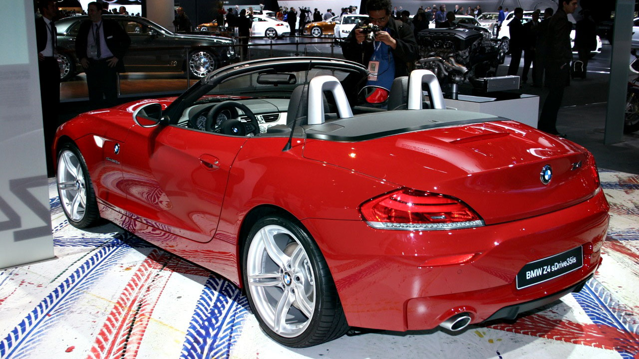 2011 bmw z4 sdrive35is engine